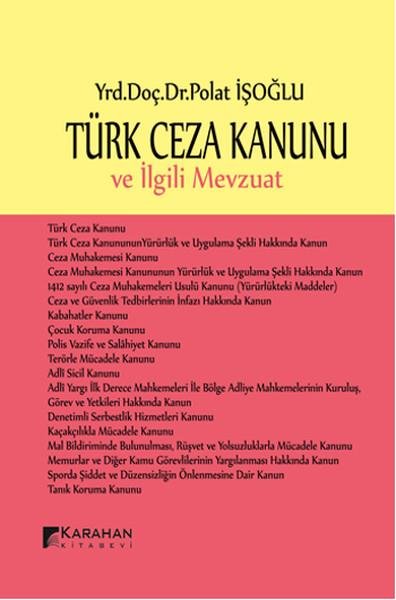 Türk Ceza Kanunu ve İlgili Mevzuat.pdf