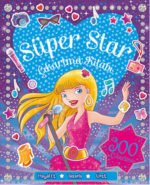 Süper Star Çıkartma ve Aktivite Kitabı - 300 Çıkartma.pdf