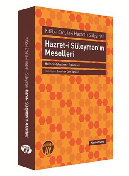 Hazret-i Süleymanın Meselleri.pdf