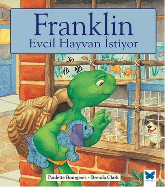 Franklin Evcil Hayvan İstiyor.pdf