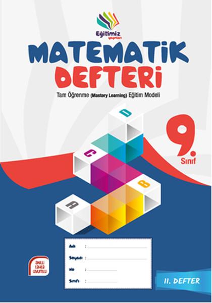 Eğitimiz Yayınları 9. Sınıf Matematik Defteri - 2.pdf