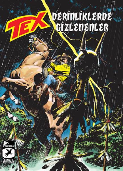 Tex Aylık Seri 23 - Derinliklerde Gizlenenler - Villa Diagonun Gizemleri.pdf
