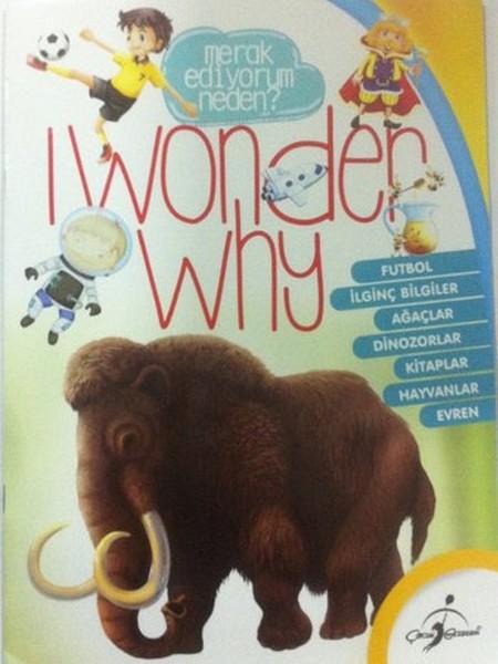 I Wonder Why - Merak Ediyorum Neden? Futbol.pdf