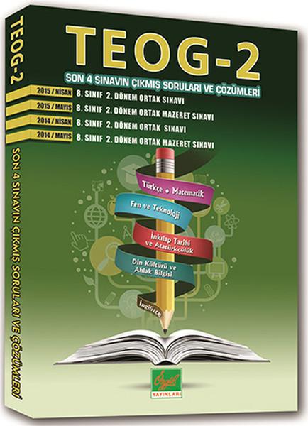 TEOG 2 - Son 4 Sınavın Çıkmış Soruları ve Çözümleri.pdf