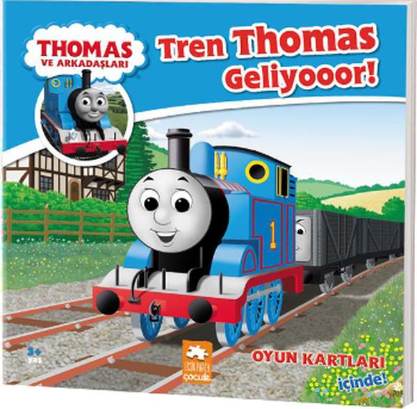 Thomas ve Arkadaşları - Tren Thomas Geliyooor!.pdf