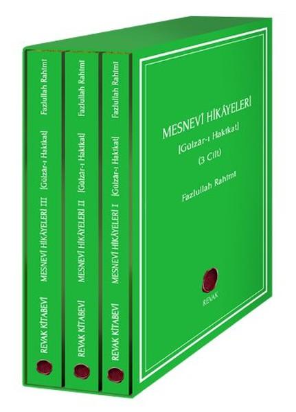 Mesnevi Hikayeleri Gülzar-ı Hakikat - 3 Kitap Takım.pdf