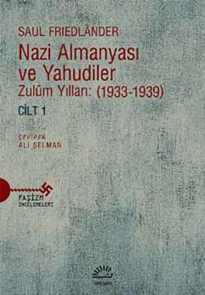 Nazi Almanyası ve Yahudiler Cilt 1.pdf