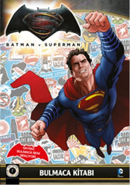 Batman ve Superman Bulmaca Kitabı.pdf