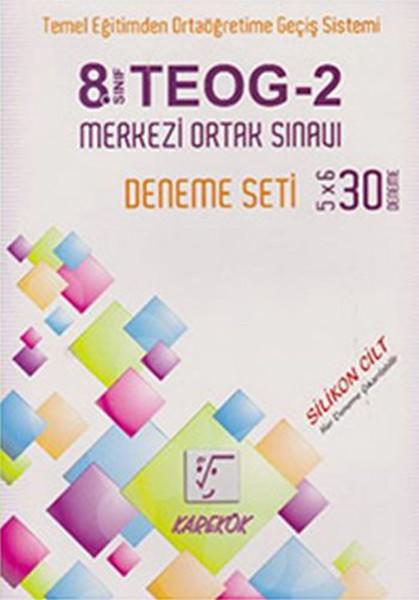 Karekök 8. Sınıf TEOG 2 Deneme Seti.pdf