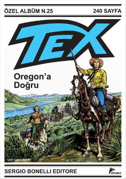 Tex Özel Seri 1 - Oregona Doğru.pdf