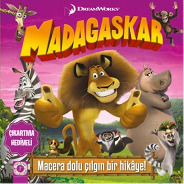 Madagaskar Penguenleri - Macera Dolu Çılgın Bir Hikaye!.pdf
