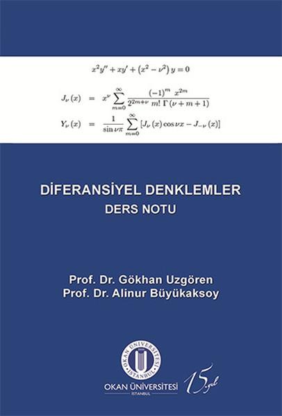 Diferansiyel Denklemler Ders Notu.pdf