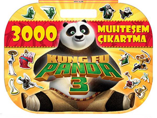 Kung Fu Panda 3 - 3000 Muhteşem Çıkartma.pdf