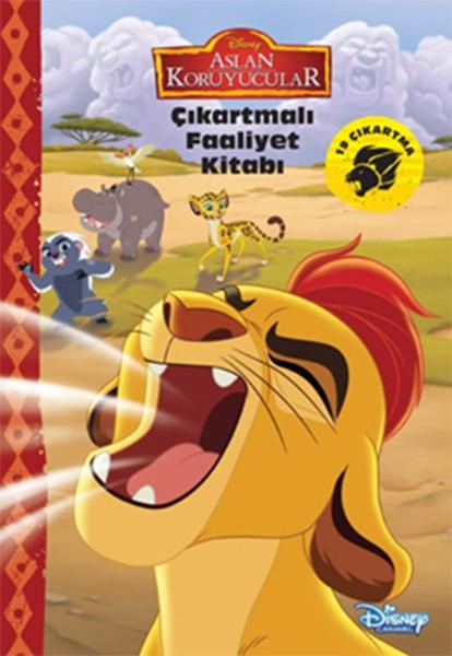 Disney Aslan Koruyucular - Çıkartmalı Faaliyet Kitabı.pdf