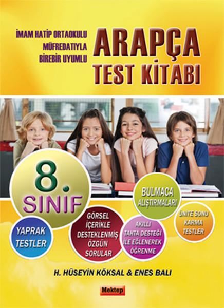 8. Sınıf Arapça Test Kitabı.pdf