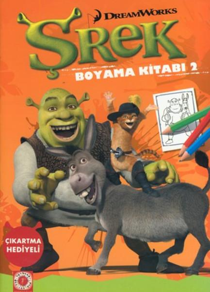 Şrek Boyama Kitabı 2.pdf