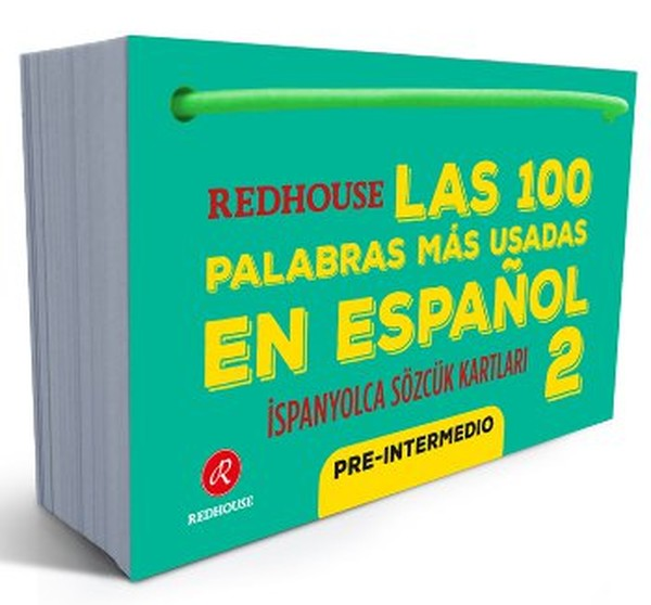 Las 100 Palabras Mas Usadas En Espanol - İspanyolca Sözcük Kartları 2.pdf