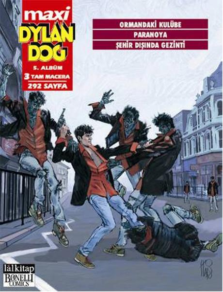 Dylan Dog Maxi 5. Albüm - Ormandaki Kulübe.pdf