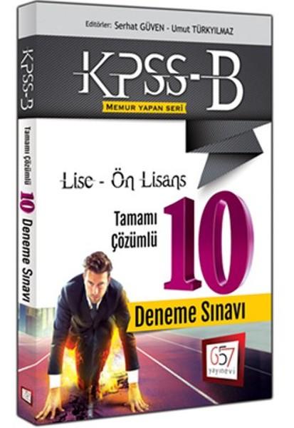 2016 KPSS-B Lise-Ön Lisans Tamamı Çözümlü 10 Deneme Sınavı.pdf
