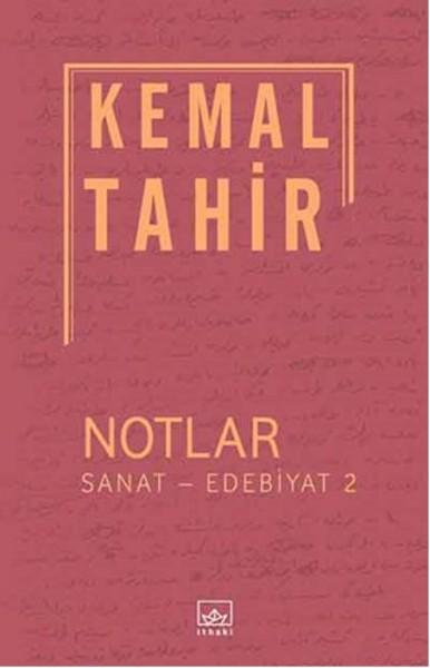 Notlar - Sanat - Edebiyat 2.pdf