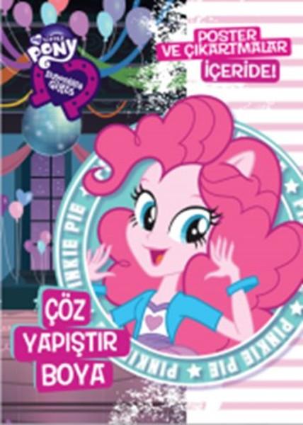My Little Pony EQ Girls Çöz Yapıştır Boya - 3.pdf
