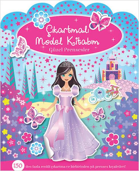 Çıkartmalı Model Kitabım - Güzel Prensesler.pdf