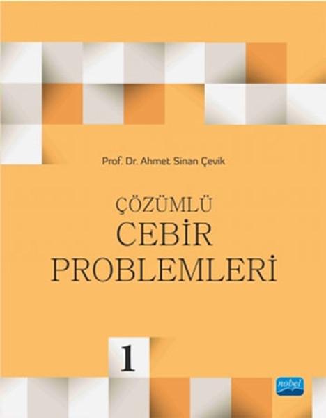 Çözümlü Cebir Problemleri 1.pdf