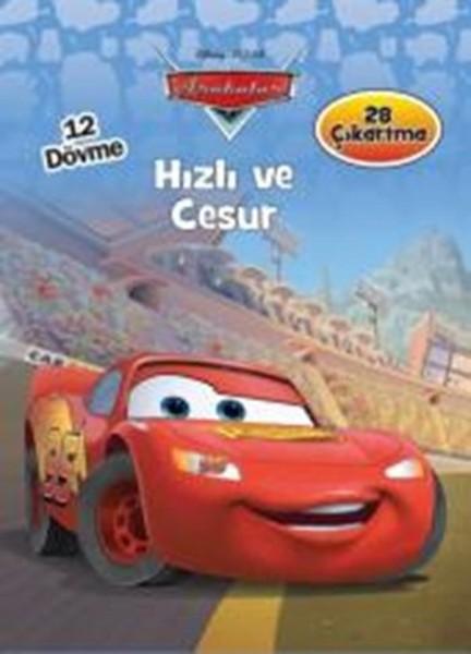 Disney Arabalar Hızlı ve Cesur Dövmeli ve Çıkartmalı.pdf
