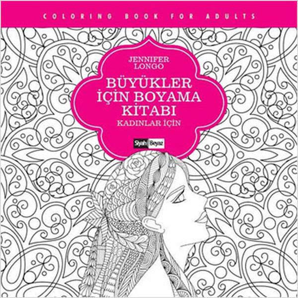 Büyükler İçin Boyama Kitabı-Kadınla.pdf
