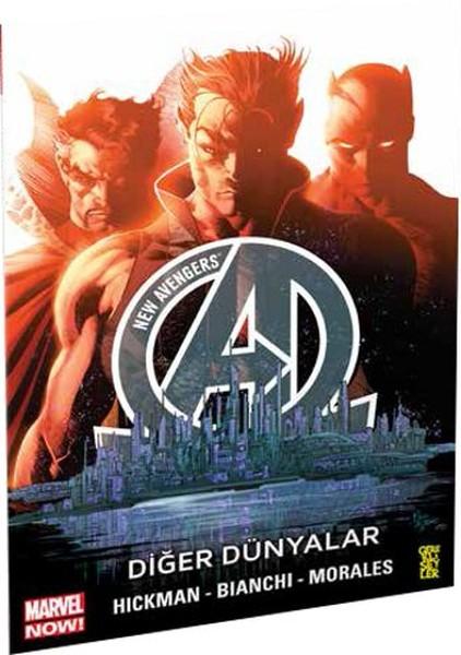 New Avengers Marvel Now! 3. Cilt - Diğer Dünyalar.pdf