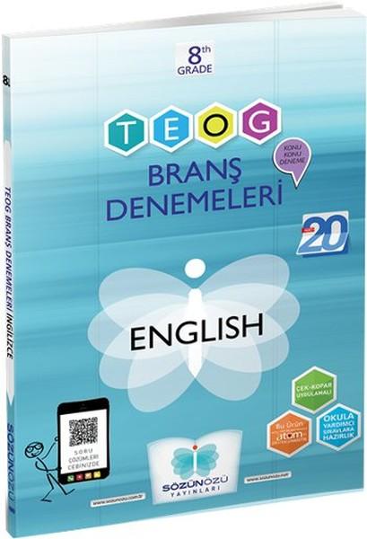 Sözün Özü 8.Sınıf TEOG English Branş Denemeleri.pdf