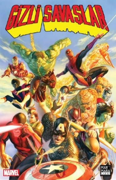 Marvel - Gizli Savaşlar Cilt 1.pdf