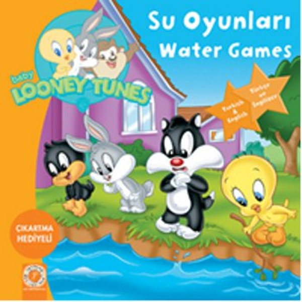 Baby Looney Tunes - Su Oyunları - Water Games.pdf