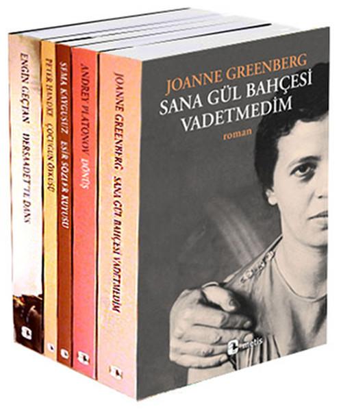 Metis Edebiyat Seti 4 - 5 Kitap Takım.pdf