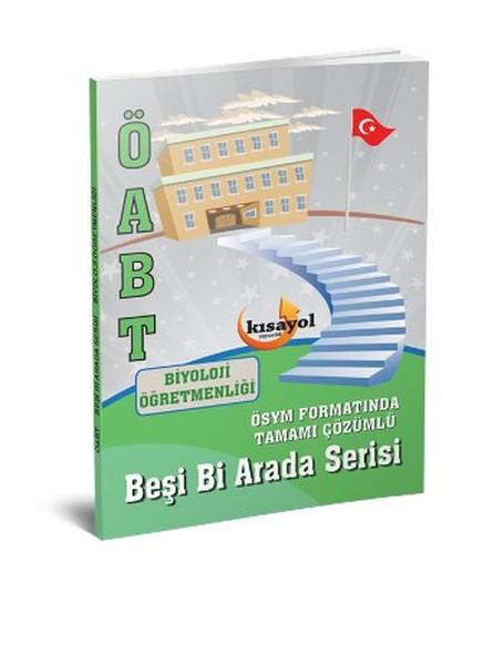 Kısayol ÖABT Biyoloji Öğretmenliği Beşi Bir Arada Serisi.pdf