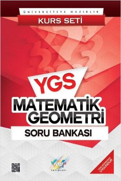 FDD YGS Matematik-Geometri Soru Bankası Kurs Seti.pdf