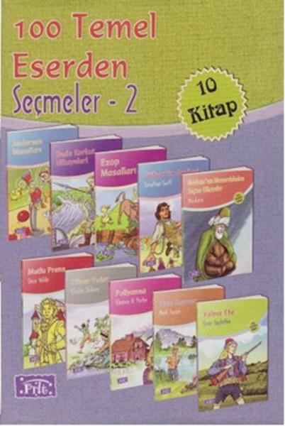 100 Temel Eserden Seçmeler 2 - 10 Kitap.pdf