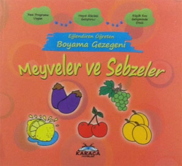 Eğlendiren Öğreten Boyama Gezegeni - Meyveler ve Sebzeler.pdf
