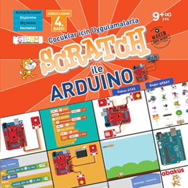 Çocuklar İçin Uygulamalarla Scratch İle Arduino 9+ Yaş.pdf