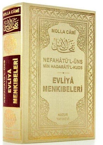 Evliya Menkıbeleri - Nefahatül Üns Min Hadaratil Kuds - Sarı.pdf