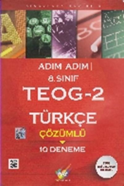 FDD 8. Sınıf Adım Adım TEOG-2 Türkçe Çözümlü 10 Deneme.pdf
