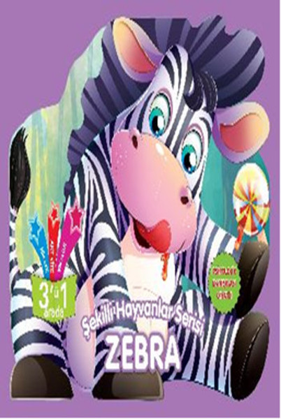 Şekilli Hayvanlar Serisi - Zebra.pdf
