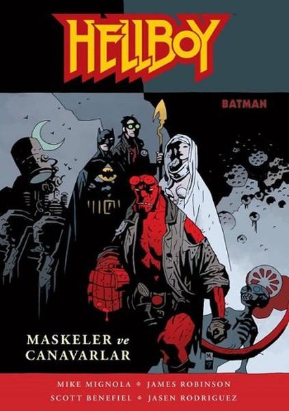 Hellboy - Maskeler ve Canavarlar.pdf