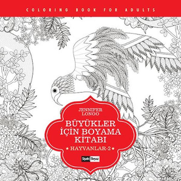 Büyükler İçin Boyama Kitabı-Hayvanl.pdf
