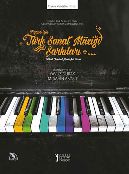 Piyano İçin Türk Sanat Müziği Şarkıları.pdf