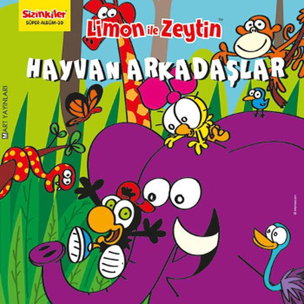 Limon ile Zeytin - Hayvan Arkadaşlar.pdf