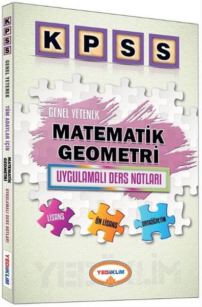 Yediiklim KPSS Uygulamalı Matematik Ders Notları.pdf