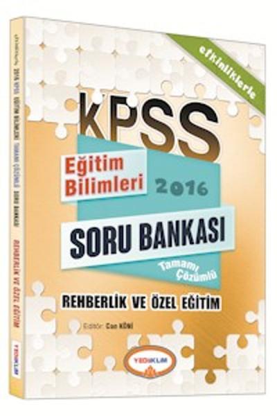 KPSS Eğitim Bilimleri Rehberlik ve Özel Eğitim Tamamı Çözümlü Soru Bankası.pdf