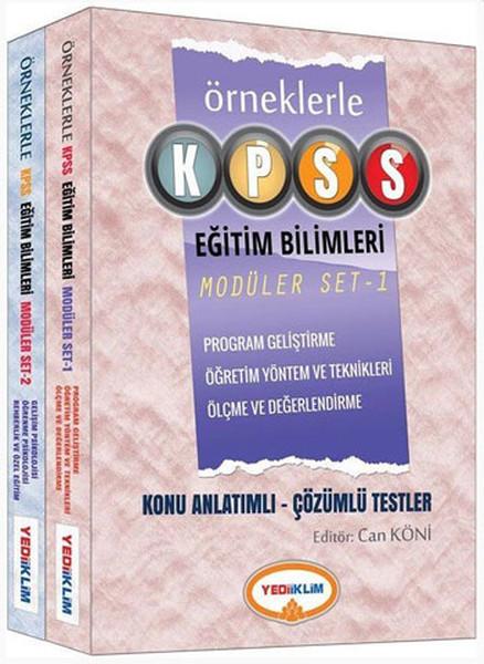 Yediiklim Örneklerle KPSS Eğitim Bilimleri Konu Anlatımlı Modüler Set 2 Kitap.pdf