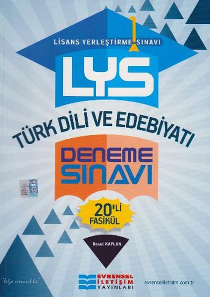 LYS Türk Dili ve Edebiyatı Deneme Sınavı 20li Fasikül.pdf